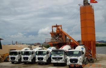 Bê tông tươi tại Ninh Bình chất lượng uy tín hàng đầu